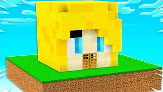 Minecraft SKY BASE Battle vs PrestonPlayz!