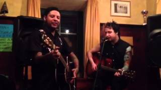 Untied Acoustic by lalo /FT Alex alert to have and to have not (Billy Bragg cover)