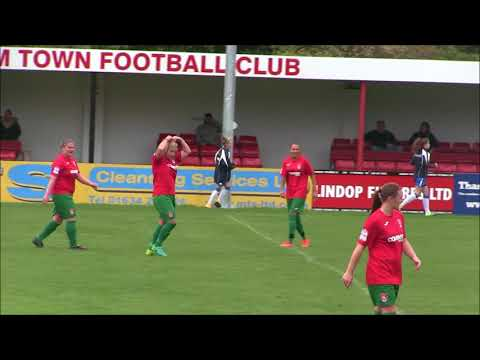 Gillingham Ladies vs Coventry United Ladies - The Best Bits