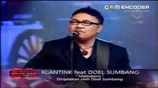 KLANTINK....Yaaa, kalo 'Malioboro' tentu 'Yogyakarta'...