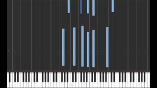 How to Play - Black Hawk Down - Leave no Man Behind on Piano / Keyboard