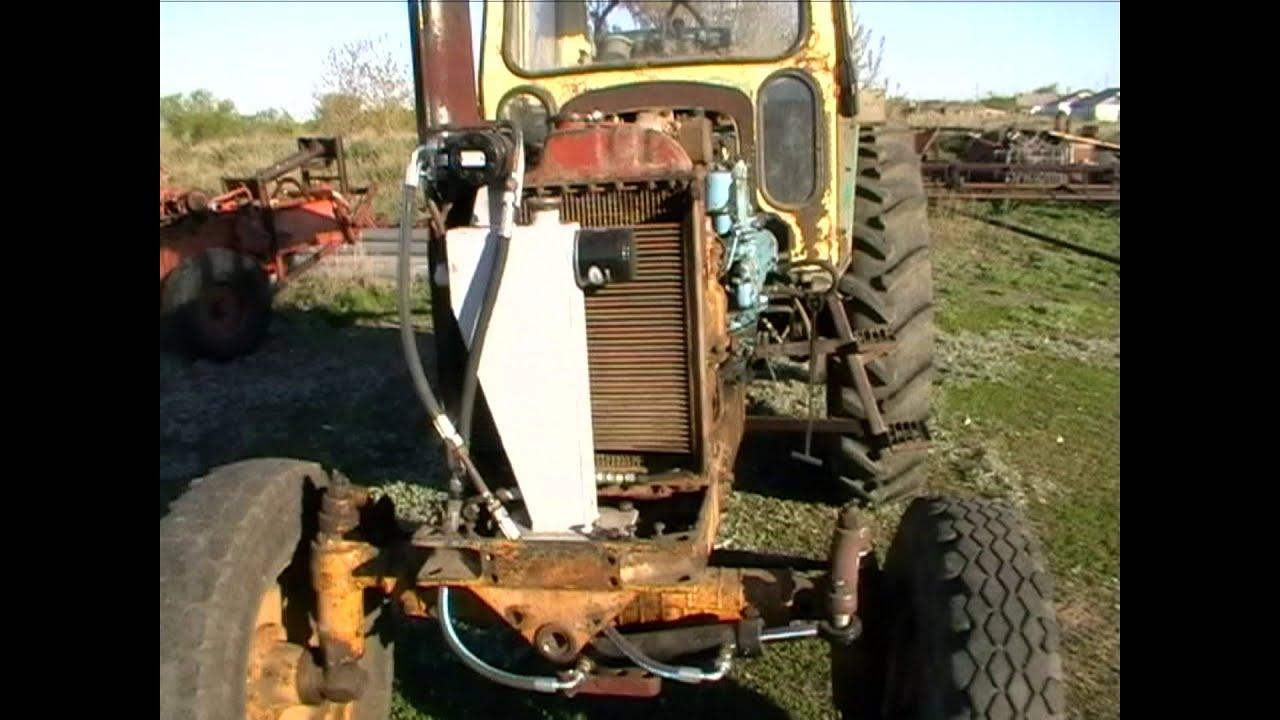 Замена рулевой колонки на ВАЗ 2106 - YouTube