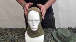 Обзор многофункциональных тактических шарфов-балаклав от Rohco