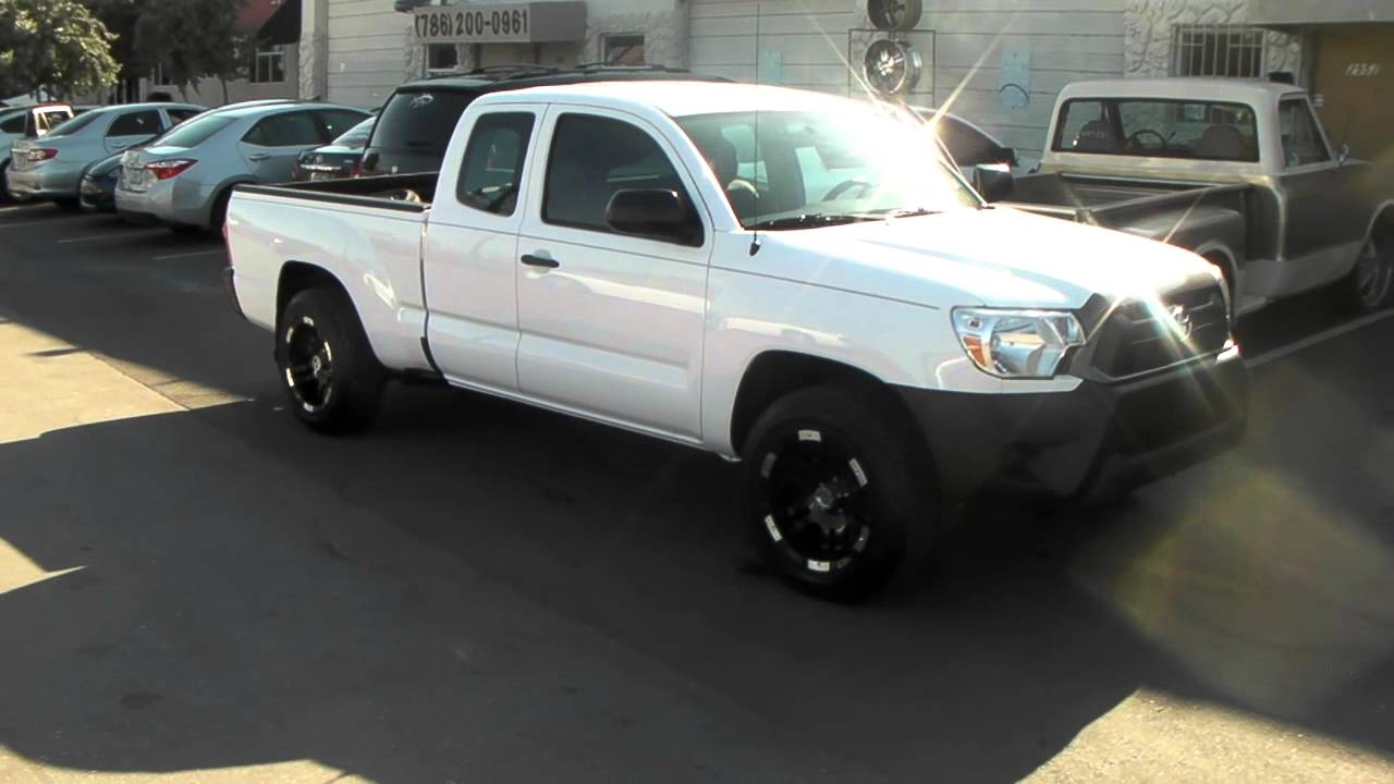 toyota gallery extra from with large mojave rhino tacoma wheels exclusively black