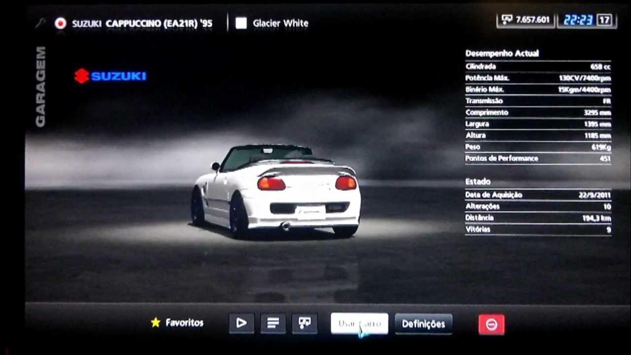 small resolution of download lagu gran turismo 5 suzuki cappuccino ea11r 91 all premium cars in gt5 hd lamitechcom