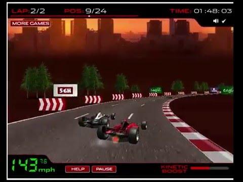 เกมส์แข่งรถ F1 -เกมส์รถแข่ง Formula Racer สนาม 2 Japan