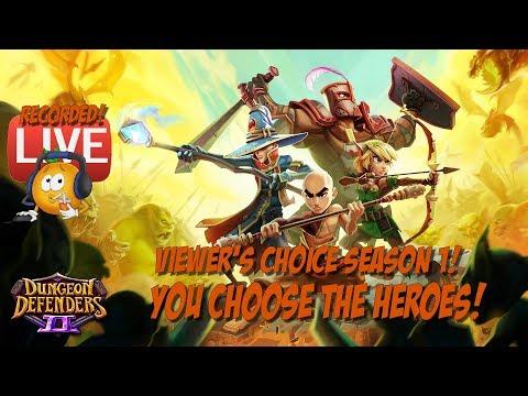 DD2 Viewers Choice Play Through Season 1! Day 3!