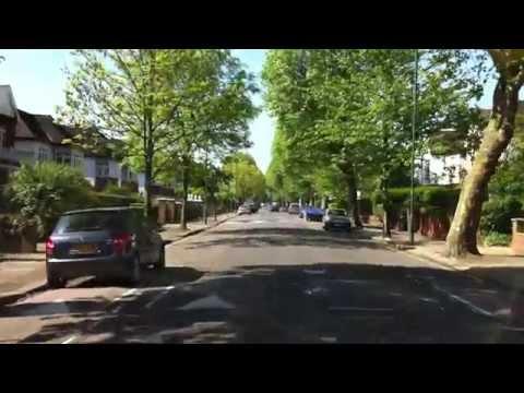 London streets (370.) - Mayfair - Willesden