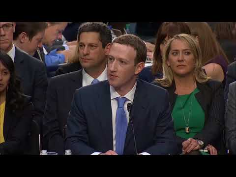 Tom Udall asks Mark Zuckerberg ABOUT HIS EMOTIONAL STATE