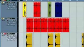 Видеоуроки работы с аудиоматериалом в Cubase Nuendo