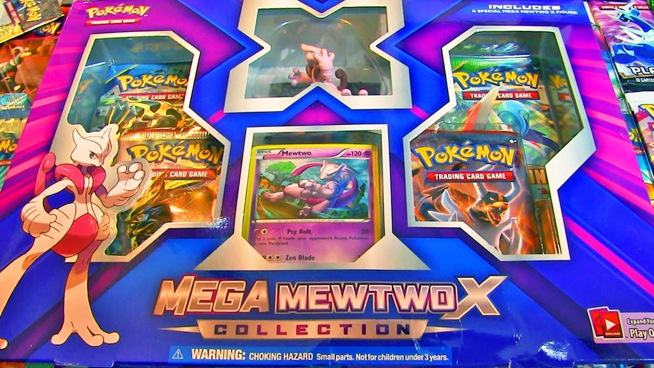 Incroyable Ouverture D Un Coffret Pok 233 Mon Mega Mewtwo X