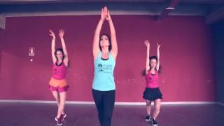 Zumba Fitness Alejandro Sanz- Deja que te bese feat Marc Anthony by Arantxa Moreno