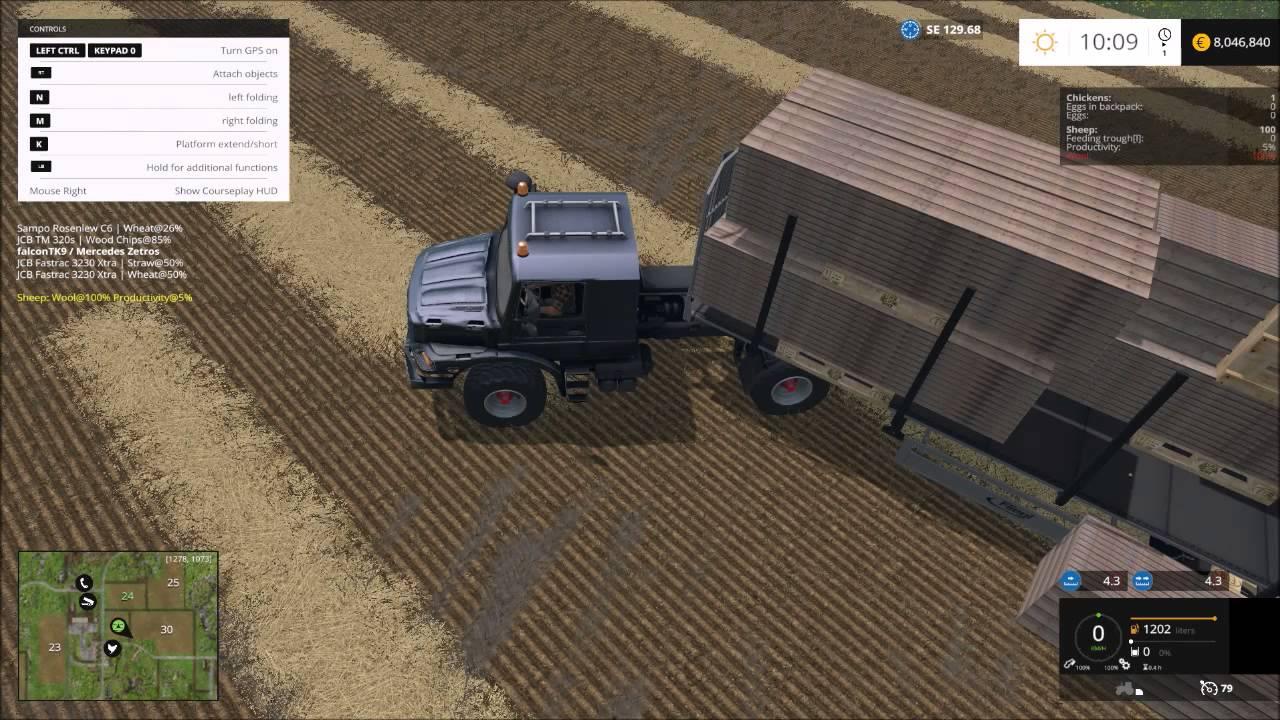 Скачать моды на симулятор ферма 15
