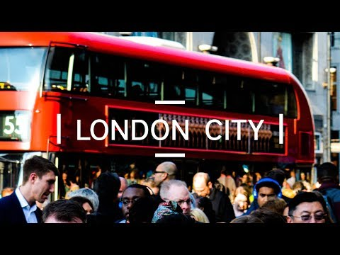City in Action | LONDON | 4K