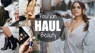 FALL BEAUTY & FASHION TRY-ON HAUL