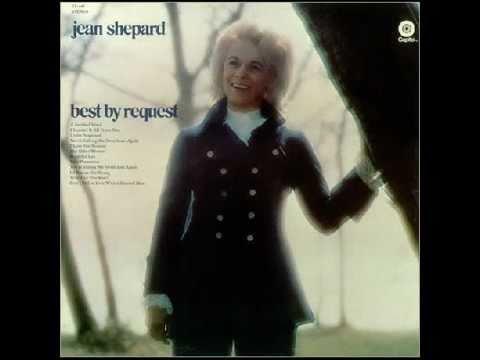 Jean Shepard - Crying Steel Guitar Waltz