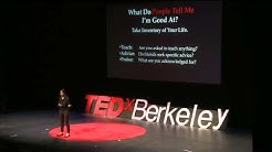 Three Questions to unlock your authentic career: Ashley Stahl at TEDxBerkeley