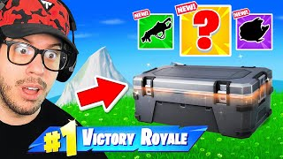 The *ONE* IO CHEST Challenge in Fortnite!