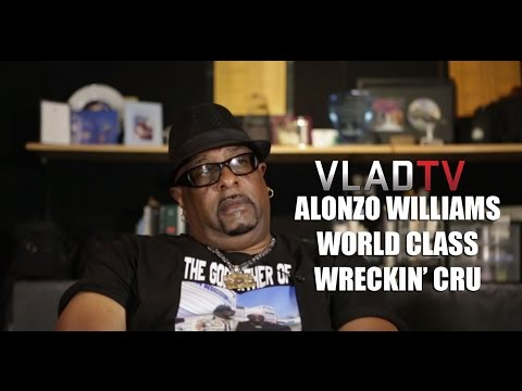 Alonzo Williams On Ice Cube's Gangster Status: He's a Good A
