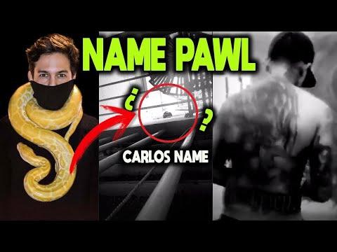 CARLOS  NAME  HISTORIAS MAS PERTURBADORAS DE carlos NAME | videos de terror | videos de miedo real!!