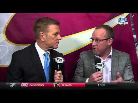 Cavs GM David Griffin on Kyrie Irving
