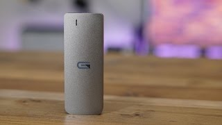 Review: Glyph Atom SSD - USB-C portable storage for MacBook Pro