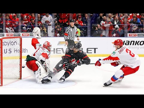 Akil Thomas Gold Medal-Winning Goal For Team Canada | 2020 World Junior Championship Game