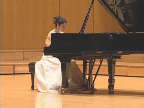 Kyoko Asaka (piano), F. Liszt: Sen lásky