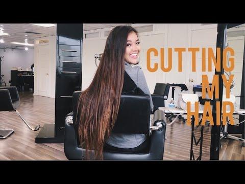 Cutting my Hair | viv vlogs #6