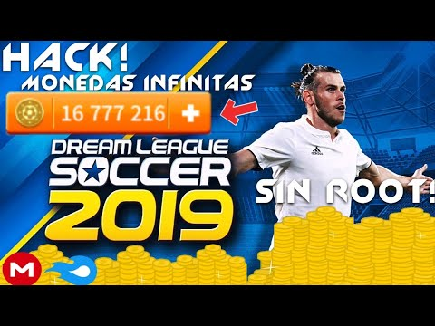 Hack Monedas Infinitas En Dream League Soccer 2019 Sin Root Fácil Y Rápido Youtube