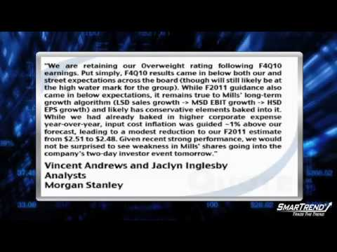 News Update: Morgan Stanley analysts are reducing ...