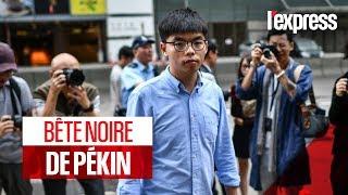 Élections à Hong Kong : la candidature de l'opposant Joshua Wong invalidée