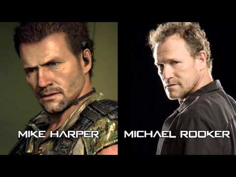 Black Ops II  Characters and voice actors