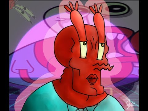 Oh Yeah Mr. Krabs' Virtual Reality Experience For 10 Hours