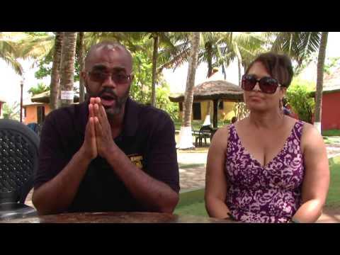 Husband & Wife Journey of a LIfetime Feedback Ghana Tour Oct 2016