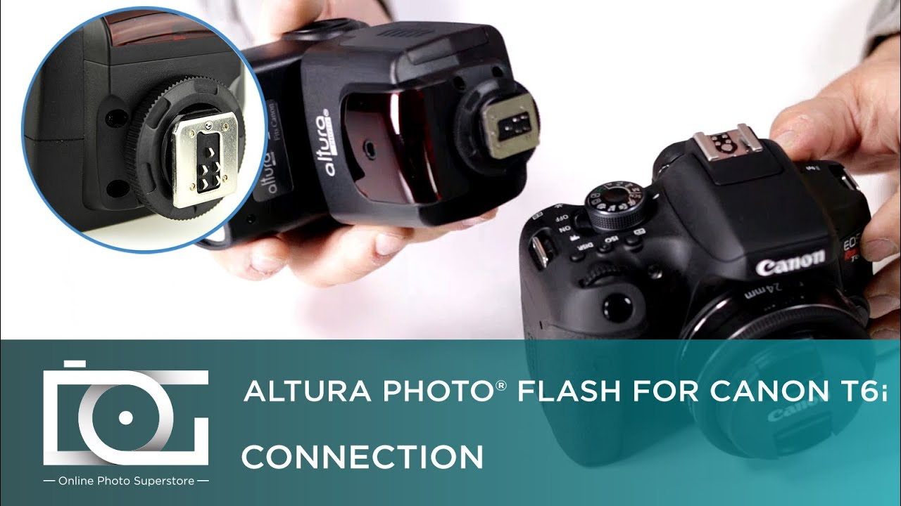tutorial how to connect the e ttl flash for canon t6i by altura rh youtube com Manual Flash Exposure Adobe Flash Manual