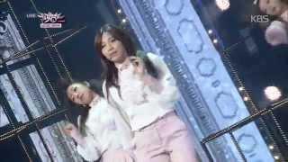 [HIT] 뮤직뱅크-에이핑크(Apink) - LUV.20141205