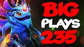 Dota 2 - Big Plays Moments - Ep. 256