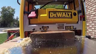 dewalt planer blades dw733 - Woodworking Challenge