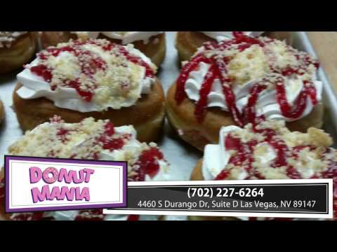 Donut Mania  Bakery in Las Vegas