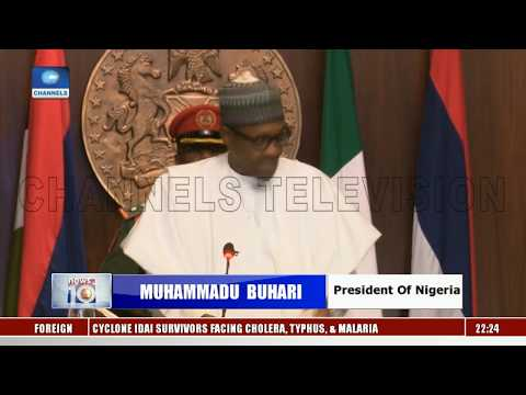 Minimum Wage Buhari Receives Report From Implementation Committee