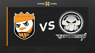 Happyfeet vs Execration ProDota cup Game 11