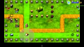 Android Little Commander - WWII TD screenshot 4