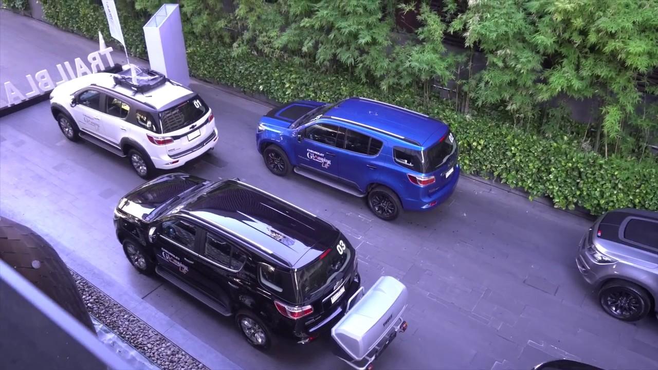 Chevrolet Trailblazer Phoenix Edition Ltz 4 2 Youtube