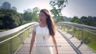 Clean & Green Singapore 2014 Theme Song - Mother Nature