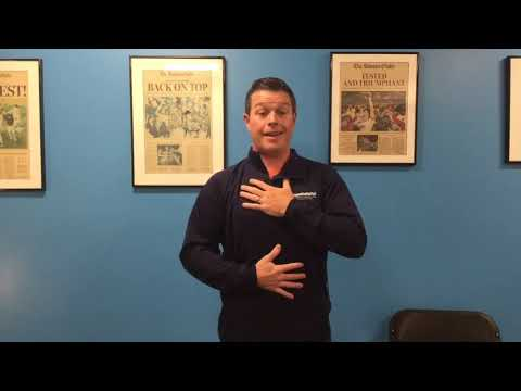 How to do belly (diaphragmatic) breathing