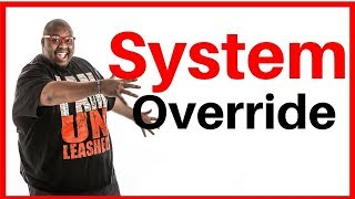 System Override | Motivation for success | 4th quarter lifestyle