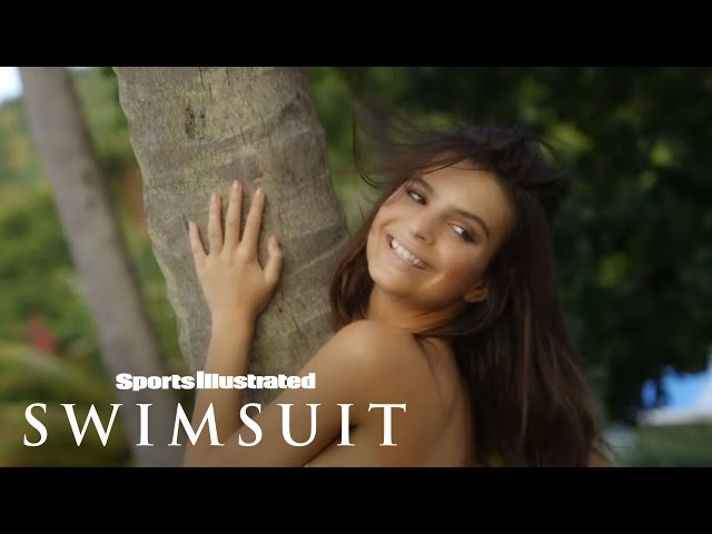 Emily Ratajkowsk Exclusive Outtakes SI Swimsuit 2014