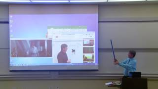 Как профессор математики чинил интерактивную доску