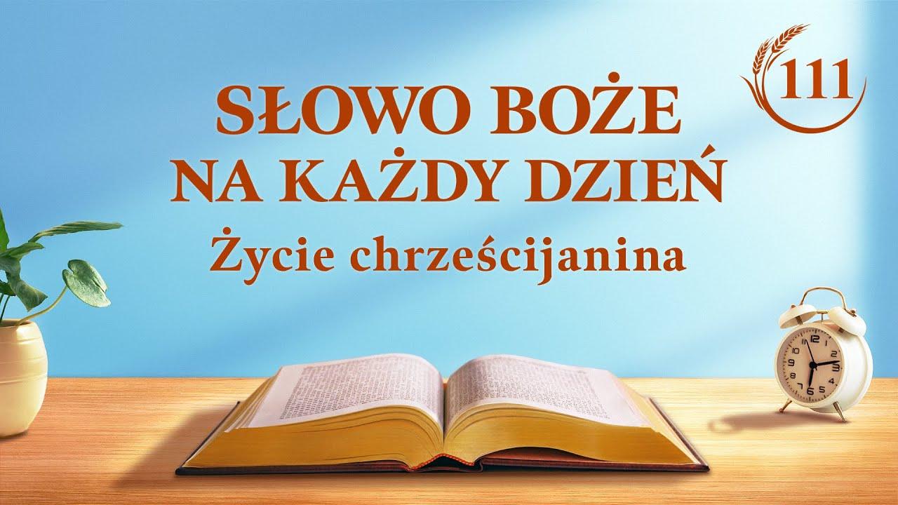 """Słowo Boże na każdy dzień   """"Tajemnica Wcielenia (2)""""   Fragment 111"""